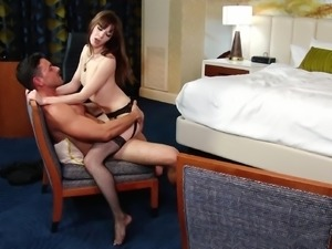 Hotel experience with a one time girlfriend