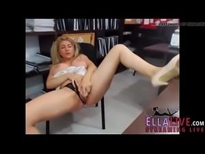 Wet Orgasms - EllaLive.com