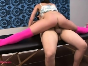 flexi Kali Kavalli in extreme sex positions