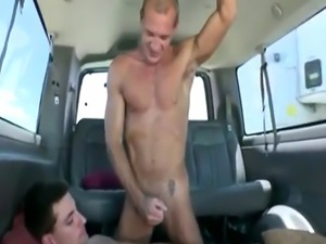 Straight russian twinks gay Ass To Fuck On The BaitBus