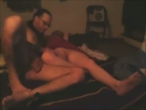 Tattooed sex friend playing with my pussy in amateur clip