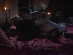 Having a breathtaking sex with my fuck hungry wife in our bedroom