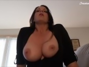 Insatiable, Drunk MILF Seduces You