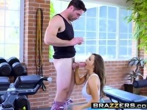Brazzers - Big Tits In Sports - Abigail Mac N