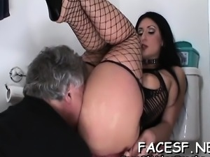 Ass fetish boys need babes who know how to satisfy them