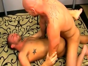 movies of men dick gay Muscle Top Mitch Vaughn Slams Parker