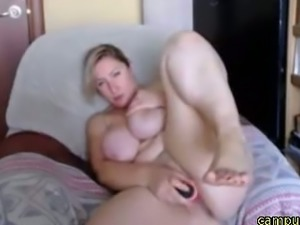 This big boobed cam whore is not fat or anything she is in the middle
