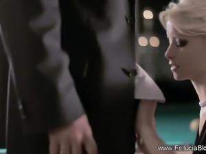 Elegant Blowjob MILF Babe Hot Erotic