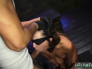 Bdsm bondage extreme orgasm She'll have to do anything if
