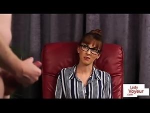 UK spex babe humiliating naked submissive