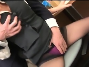 Wild Asian babes fulfill their need for hard sex and hot cum