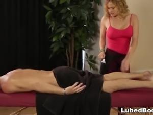 Ex teacher masseuse Krissy Lynn
