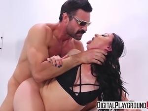 DigitalPlayground - Big Booty Behind the Scenes with Charles