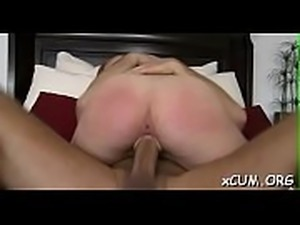 Hottie licked and screams it out with a big cock up the gazoo