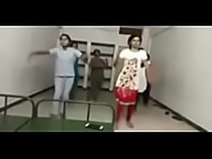 Tamil hostel girls record dance