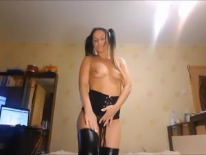 Nadezhda Travina 36 yo - Striptease