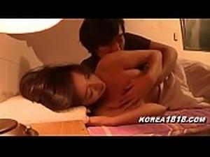 korean milf likes it sex
