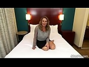 DEEP ANAL FUCKING AMATEUR MILF GETS TWO FACIALS  Link full and her info:...