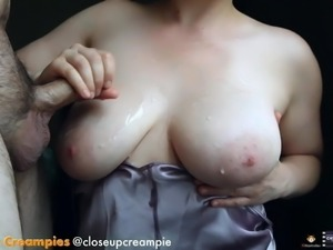 Big Load for Big Tits