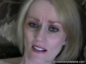 MILF Asks For Sex From Son