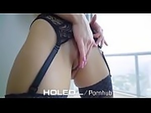 HOLED DEEP Long Stroke round Booty Anal Pounding  Link full and her info:...