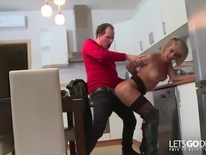 LETSGODIRTY.COM - German Milf