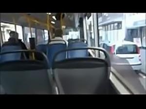 amateur couple suck bus