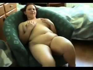 Amateur BBW Toying DP