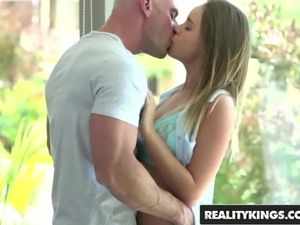 Alexis Adams Johnny Sins - Sexy Time - Reality Kings