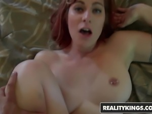 Alessa Snow Tyler Steel - So Wet And Wild - Reality Kings