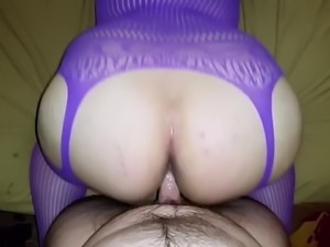 Purple Teddy, Dogging