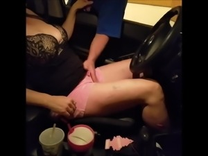 Real Car Dogging with Mom with Stranger. Hotwifeforplay1969