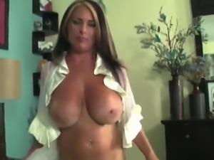 Glamour big tit